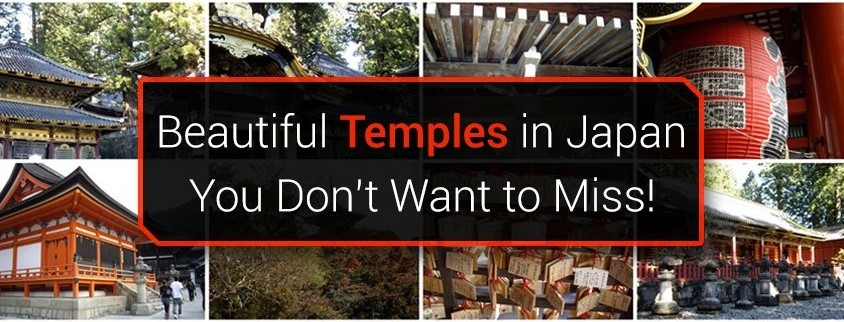 Beautiful Temples in Japan