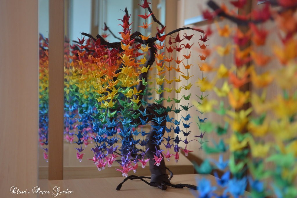 Home decor - Origami