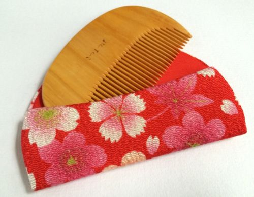 Boxwood Comb Japan