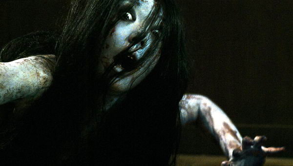 Grudge ghost japan