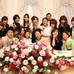 Wedding bells in japan