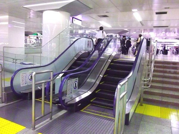 smallest escalator - yocojapan
