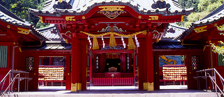 Hakone Shrine - youycojapan