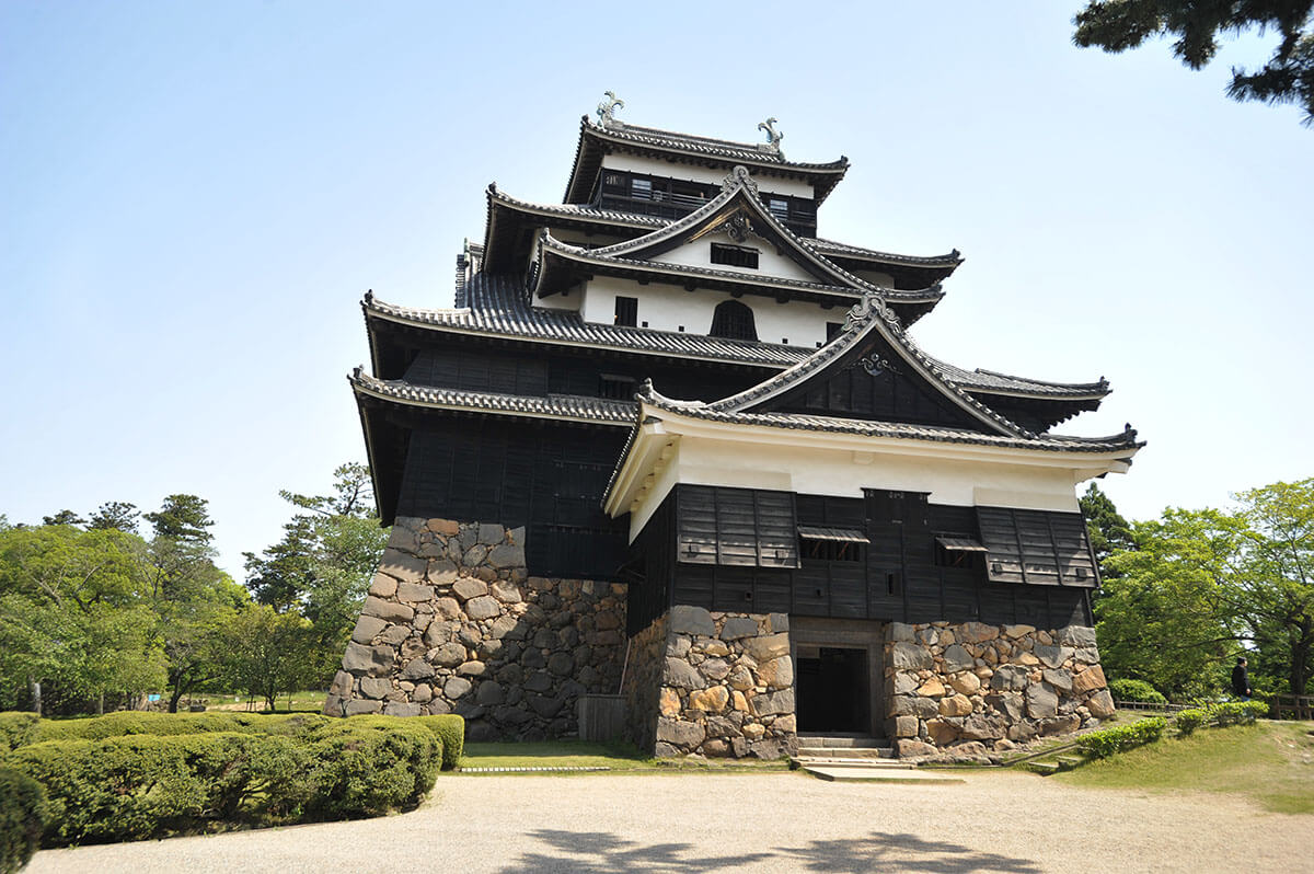 matsue castle of japan - youcojapan