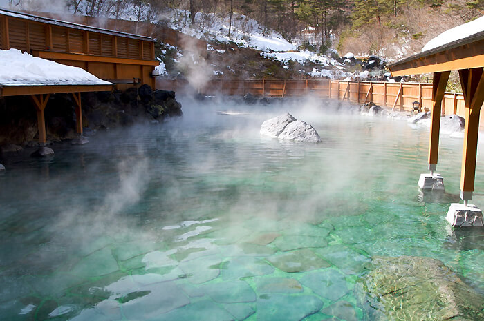 hot spring bath - youcojapan